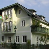 Pensionen: Appartementhaus Grill in Strobl am Wolfgangsee - Appartementhaus Grill