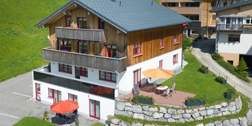 Pensionen - WLAN - Arlberg - Haus Rothorn Appartements