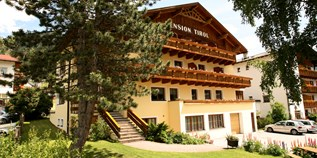 Pensionen - WLAN - Tiroler Oberland - Pension Tirol