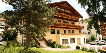 Pensionen - Tiroler Oberland - Pension Tirol