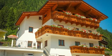 Pensionen - Balkon - Stubaital - Pension am Rain
