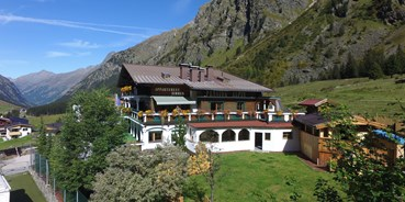 Pensionen - Art der Pension: Frühstückspension - St. Leonhard im Pitztal - Pension Alpin