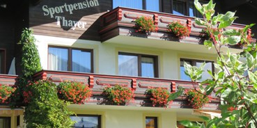 Pensionen - Pinzgau - Sportpension Thayer