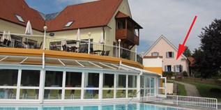 Pensionen - WLAN - Thermenland Steiermark - Ferienapartment  im Biodorf Bad Waltersdorf