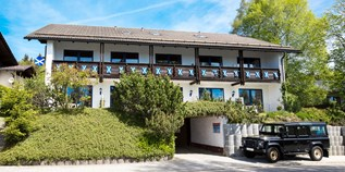 Pensionen - Parkplatz: kostenlos bei der Pension - Ostbayern - The Scottish Highlander Guesthouse