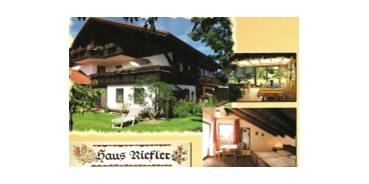Pensionen - Nesselwang - Pension Haus Riefler