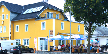 Pensionen - Balkon - Deutschland - Pension Ertl